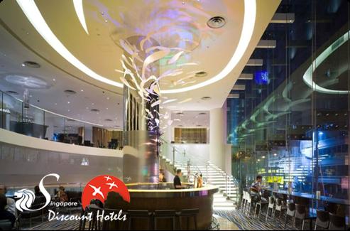 Novotel Century Hotel Hong Kong Lobby