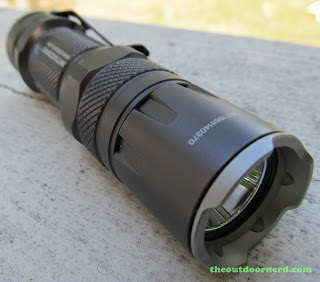 Nitecore SRT3 Defender Flashlight: Product Description