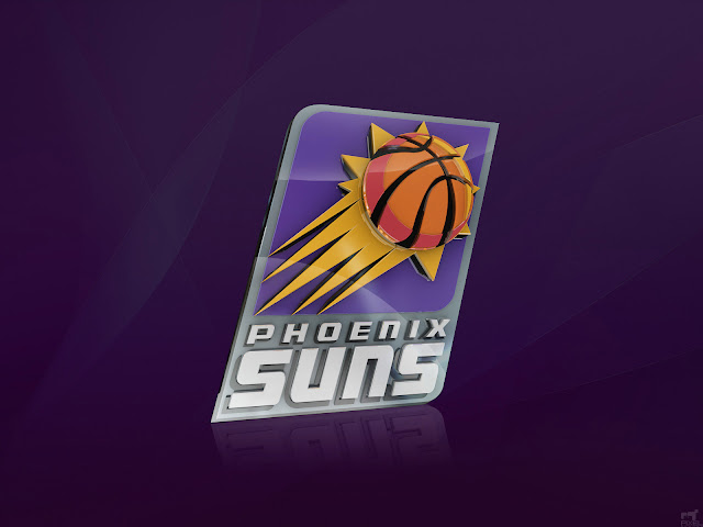 Phoenix Suns - NBA wallpapers for iPhone 5