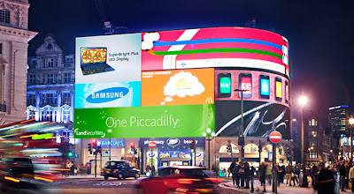 Digital - Piccadilly Lights