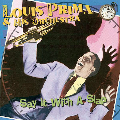 Louis Prima Say Slap Strange Things Offbeat Disney Tunes