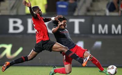 Rennes 1 - 1 Atletico Madrid (1)