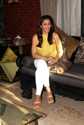 raveena tandon at coffee been in mumbai