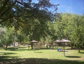 la playita, area recreativa arroyomolinos de zahara