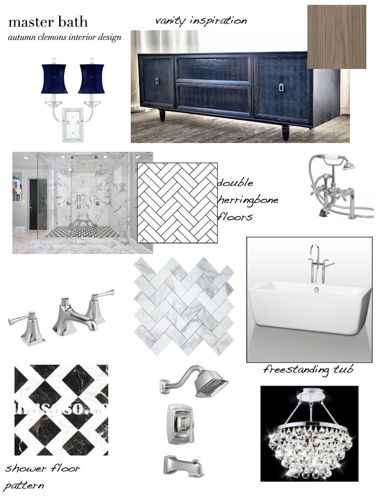 Bathroom Design Board design dump: my new house: master bathroom idea board