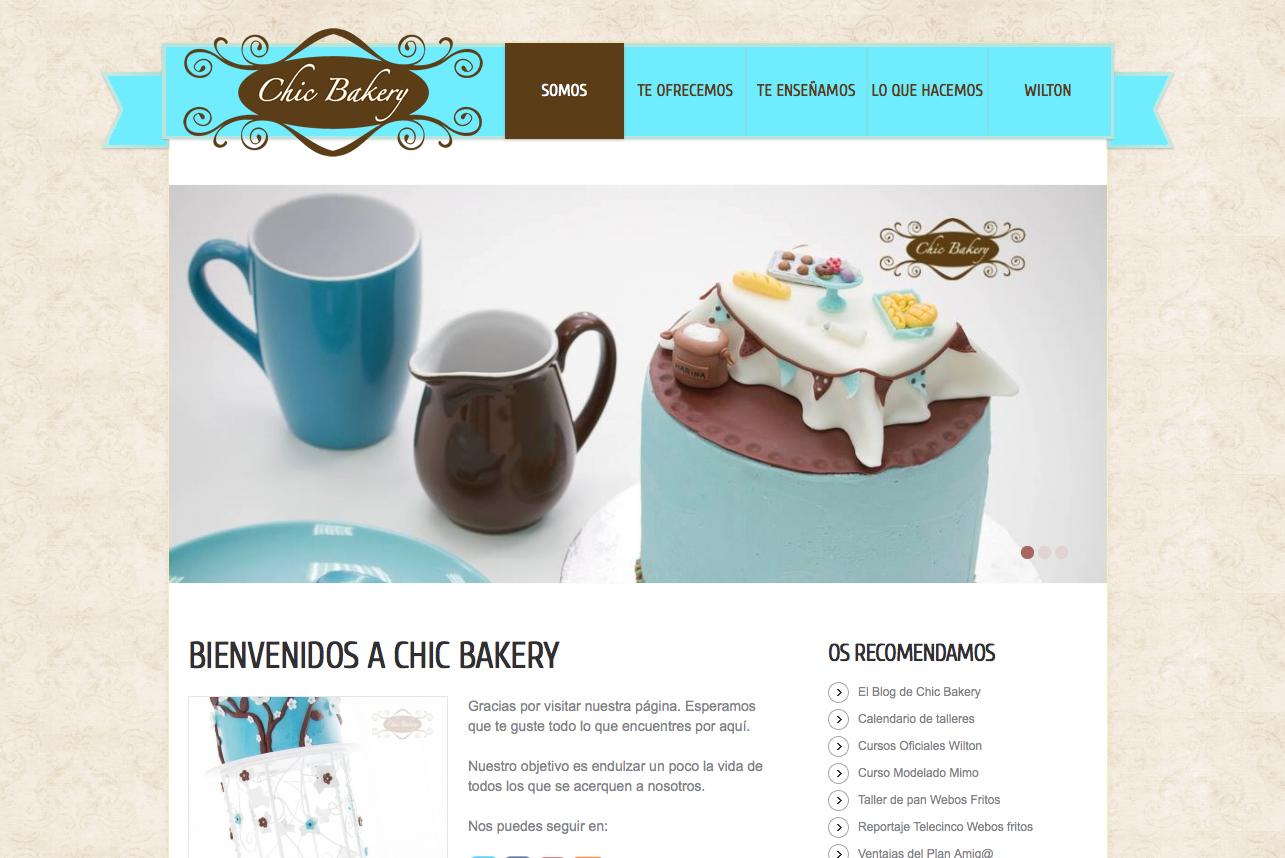 Chic Bakery Repostería Creativa