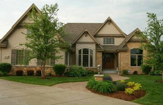 Fachadas de casas fachadas de frentes de casas for Fachadas de casas estilo americano