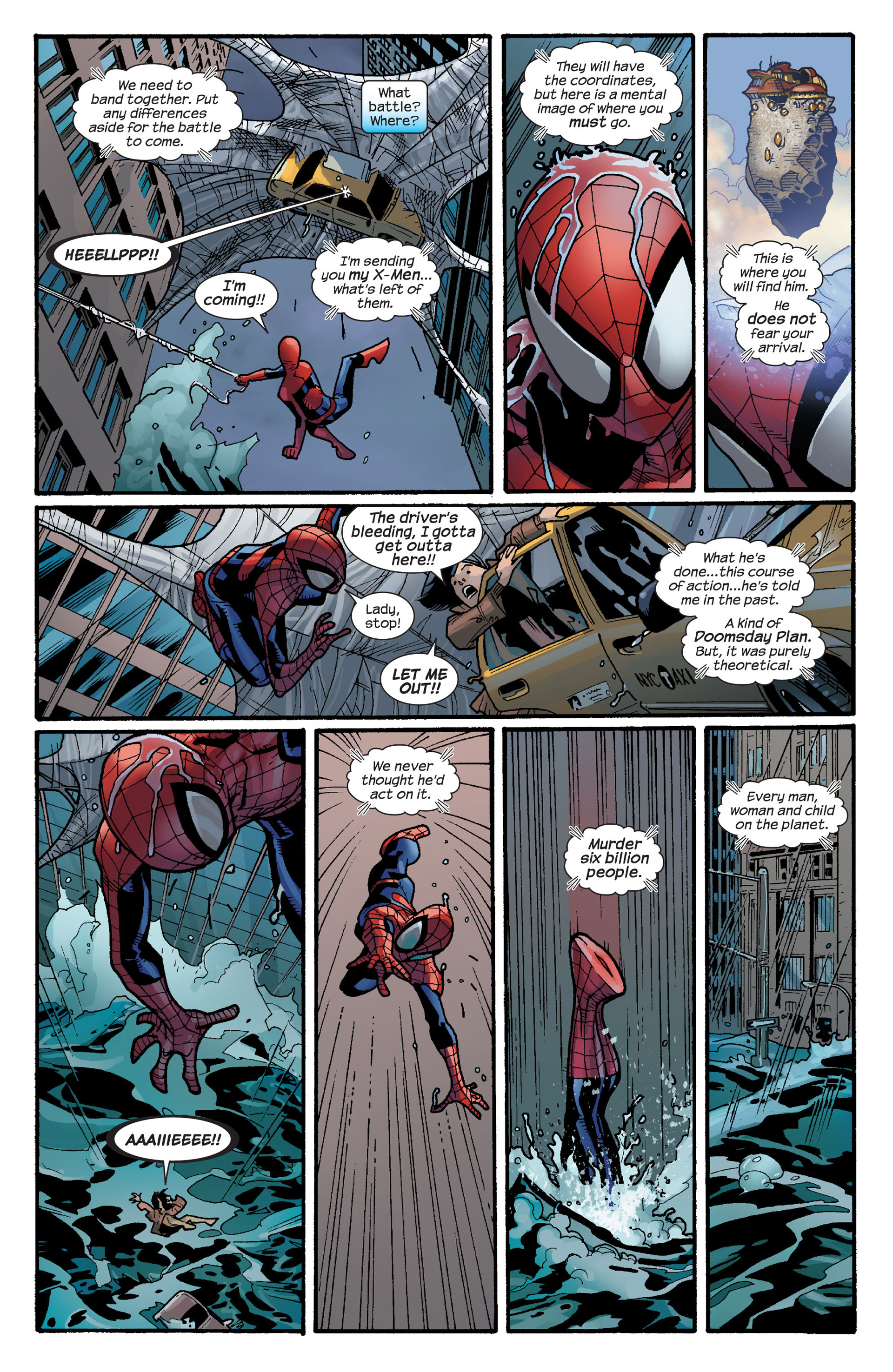 Ultimate Spider-Man (2000) Issue #130 #134 - English 13
