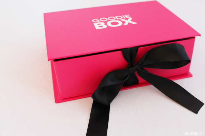 GOODIE BOX // July '14   Unboxing + Initial Thoughts - CassandraMyee