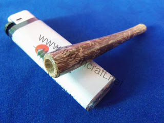 pipa rokok langka