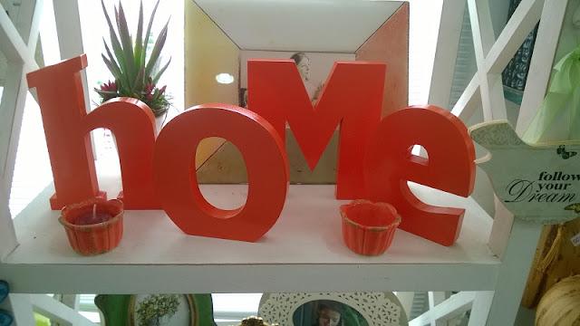 artigos de decoração da loja Flor de Malagueta