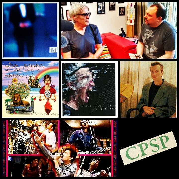 Ciro Pessoa - Música venusiana e Rock transcendente