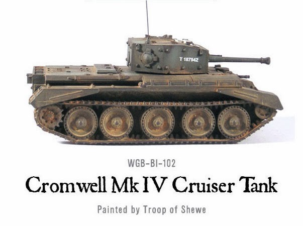 CROMWELL MK IV CRUISER TANK