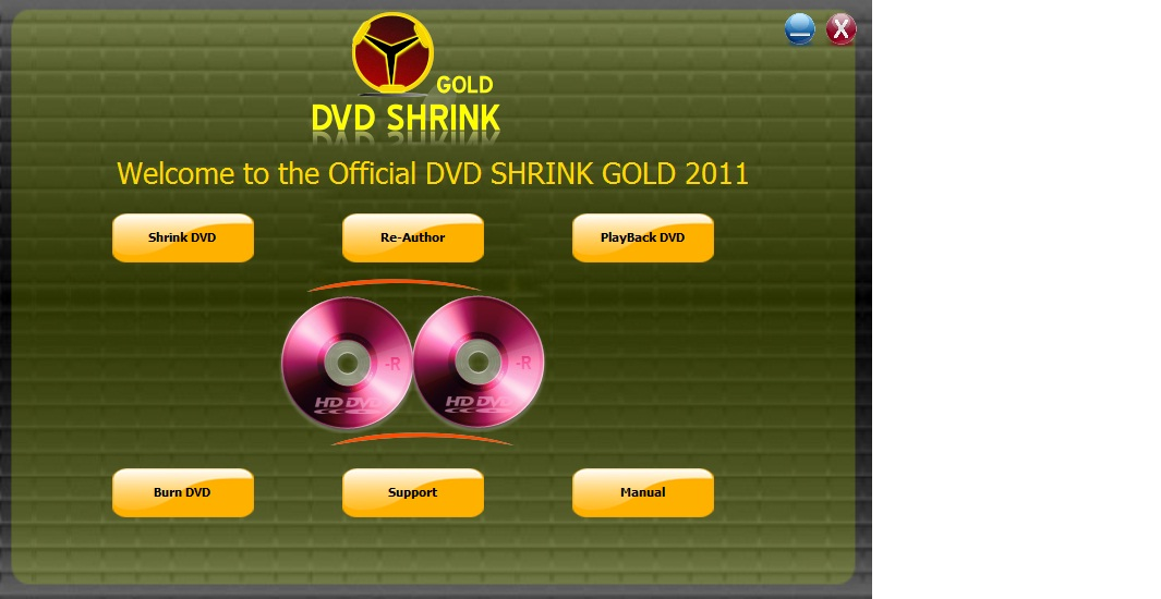 New Software Area: Free Download DVD Shrink 4.0 2011