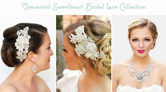 wedding jewellery and bridal hair jewelry