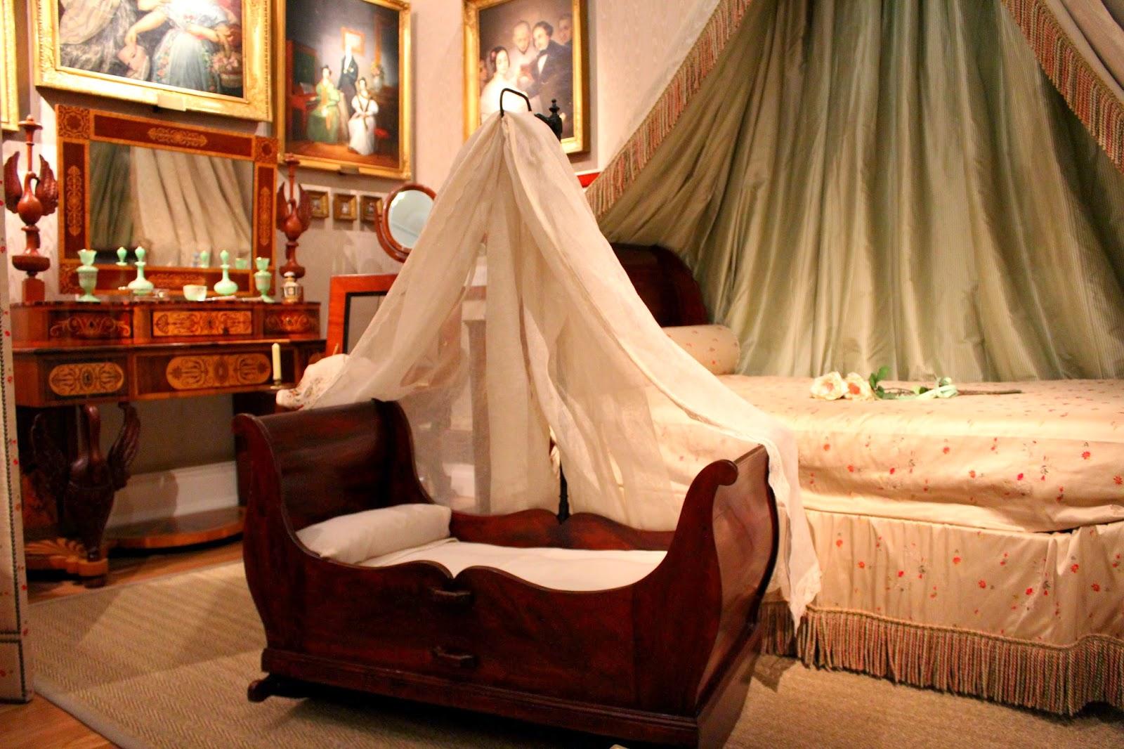 Salas del Museo del Romanticismo en Madrid