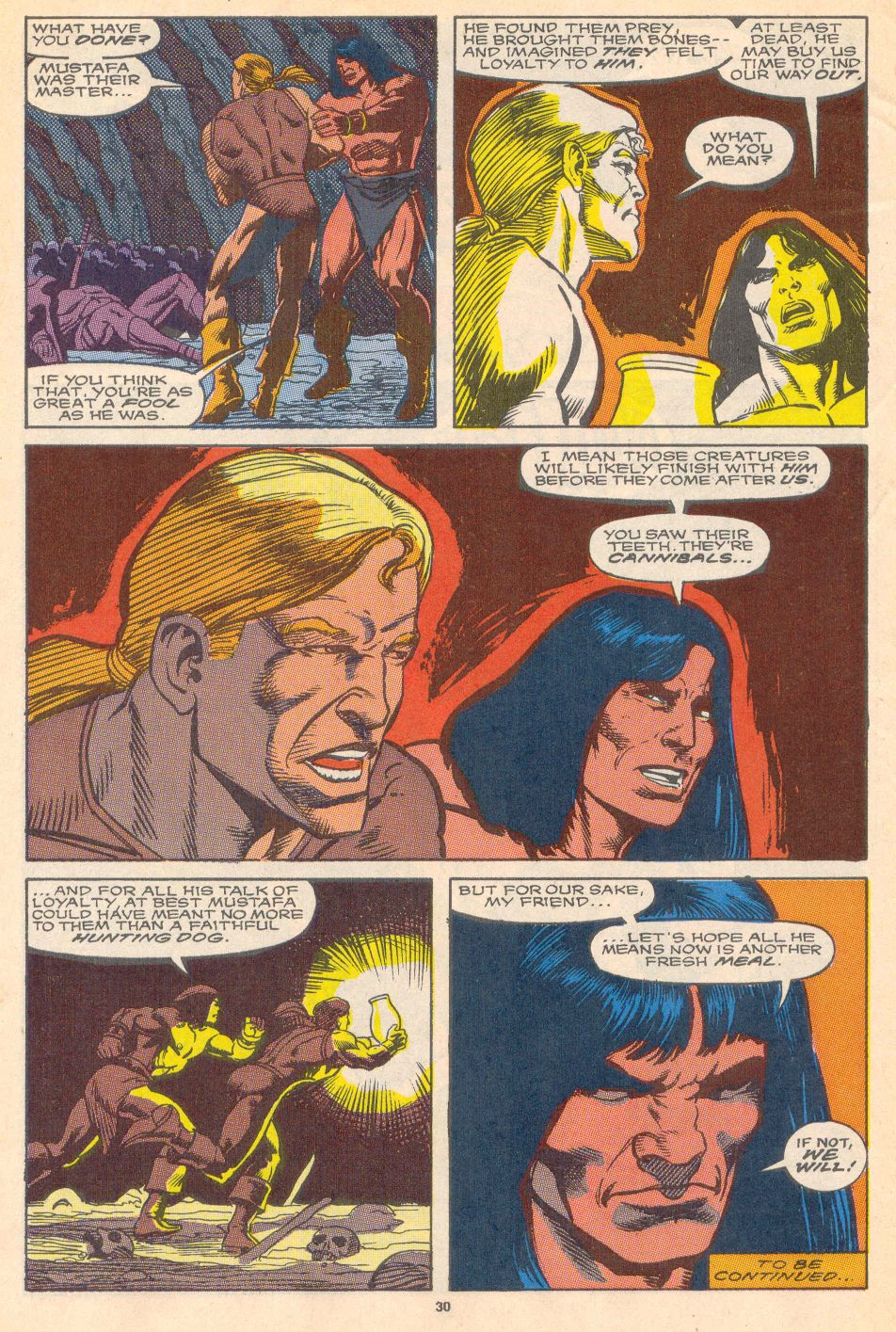 Conan the Barbarian (1970) Issue #228 #240 - English 23