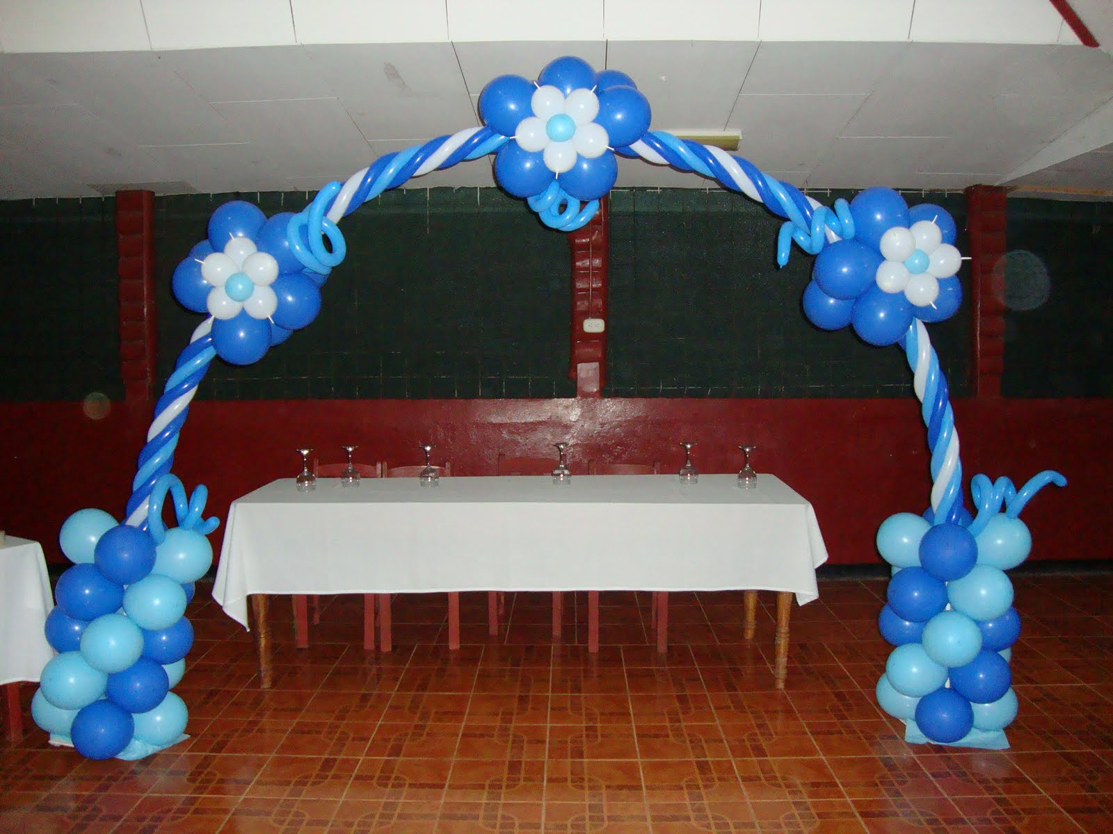 Decoraci n con globos en p rez zeled n for Cosas de decoracion