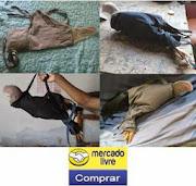 CAMISA PARA CARREGAR GALO COMBATENTE
