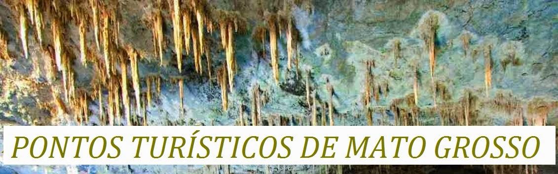 PONTOS TURÍSTICOS de Mato Grosso