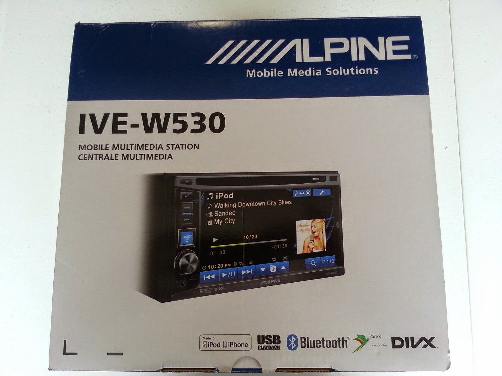 http://www.ebay.com/itm/Alpine-IVE-W530-In-Dash-6-1-Double-DIN-Touchscreen-LCD-DVD-MP3-USB-/131345772754