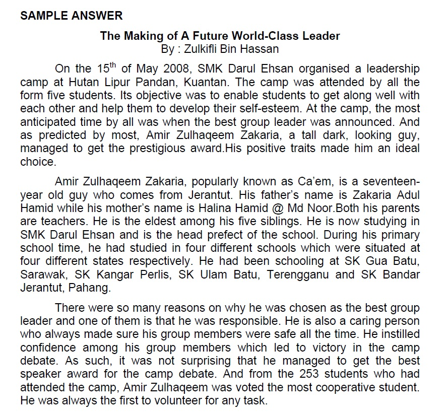 essay writing speech pmr Speeches essay pmr winter-spring 2006 newsletter final pub nbsp we at the university of michigan model sci care system dedicate this newsletter issue to celebrate the life of julie harrison she has touched the lives of many of us.