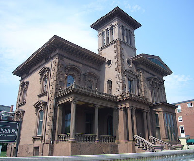 The picturesque style italianate architecture what do i for What does architecture mean