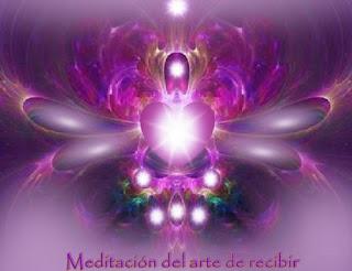 La iluminación, el conocimiento y la Sabiduría les serán entregadas a Uds. como herramientas para apoyar su Ascensión y Despertar a otros, a través de esta meditación para activar el arte de recibir.