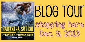 Samantha Sutton Blog Tour