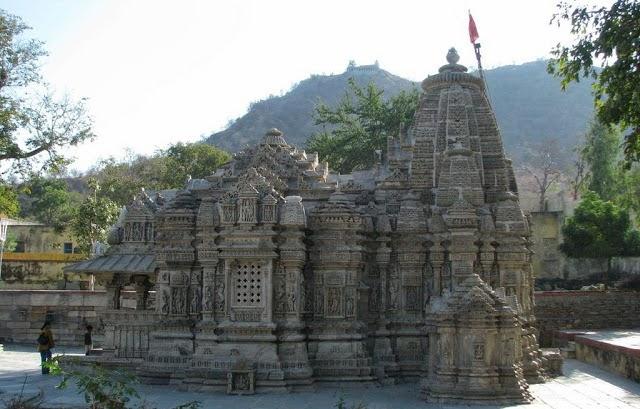Jagat Temple, Udaipur