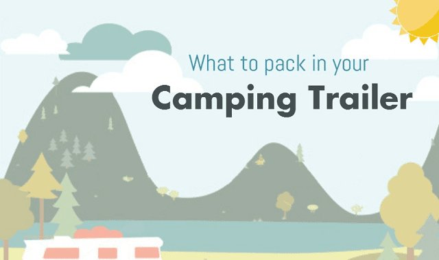 Image: What To Pack In Your Camping Trailer