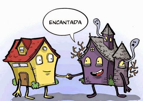Casa ¿Encantada?