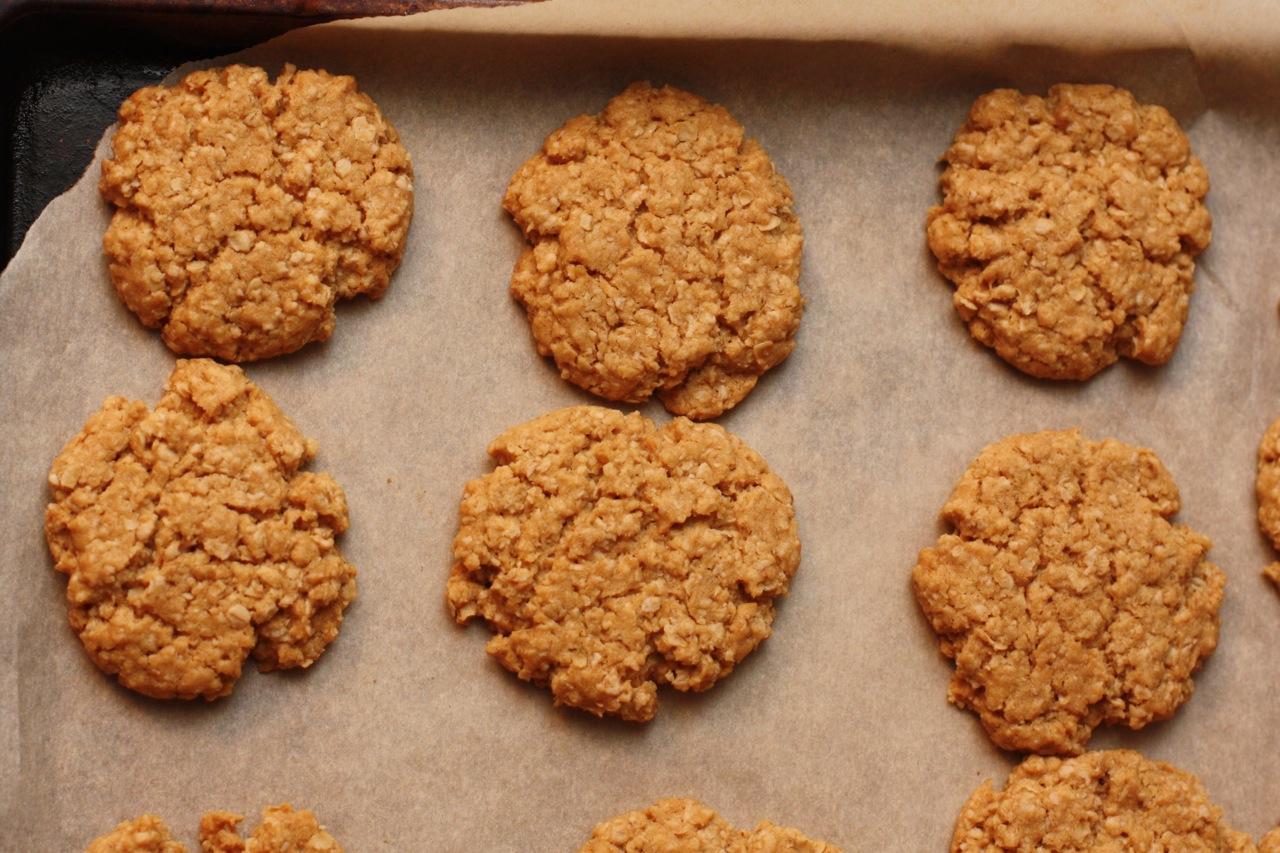 Aggression (Oatmeal) Cookies Recipes — Dishmaps