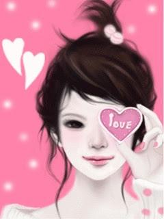 ciri wanita jatuh cinta