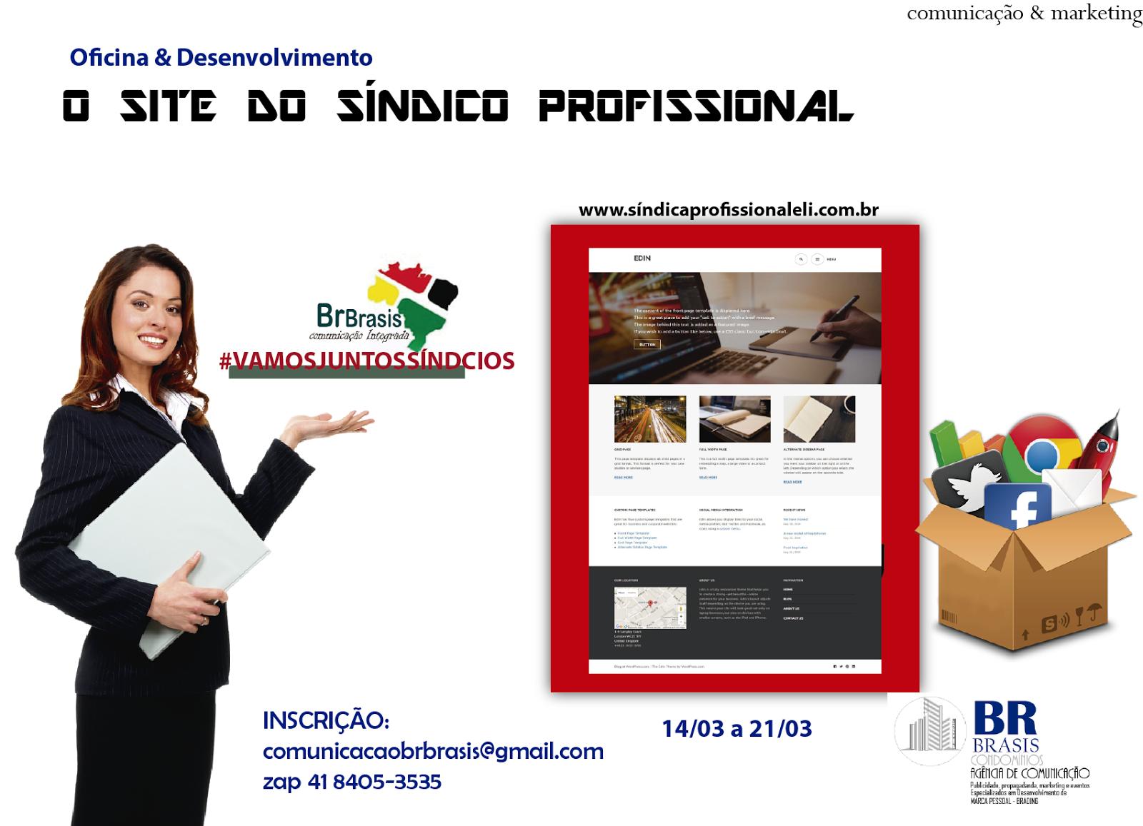 Faça seu site - atualizado e moderno
