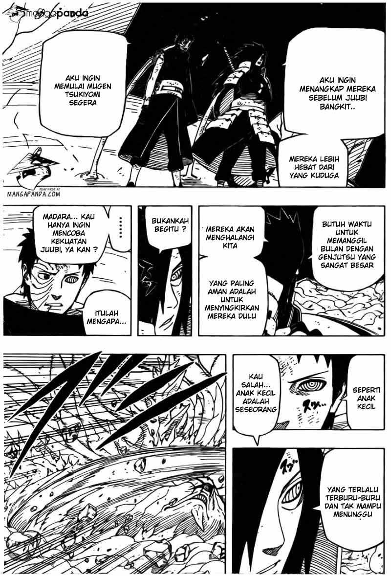 Naruto 610 Indonesia