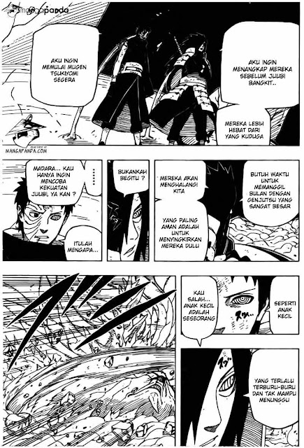 Naruto Chapter 610 Bahasa Indonesia - Naruto Chapter 611 Bahasa Indonesia - Naruto Chapter 612 Bahasa Indonesia - Naruto Chapter 613 Bahasa Indonesia