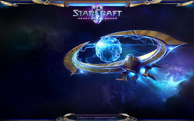Tempest - StarCraft II : Heart of the Swarm