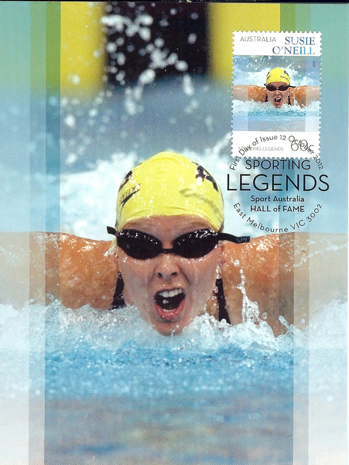 SWIMMING LEGEND