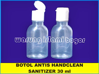Botol ANTIS Handclean Sanitizer 30ml Lucu