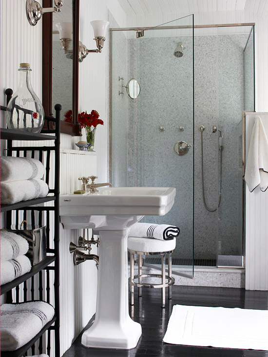 How To Make A Bathroom Look Bigger With Tiles