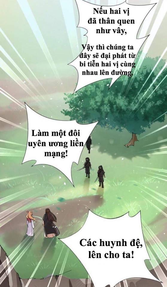 Ma Vương Nhanh Vào Trong Bát Chap 3