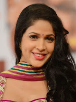 Lavanya Tripathi glam pics at ANR Award-cover-photo
