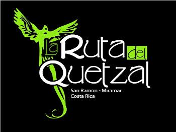 Logo Ruta del Quetzal 2011