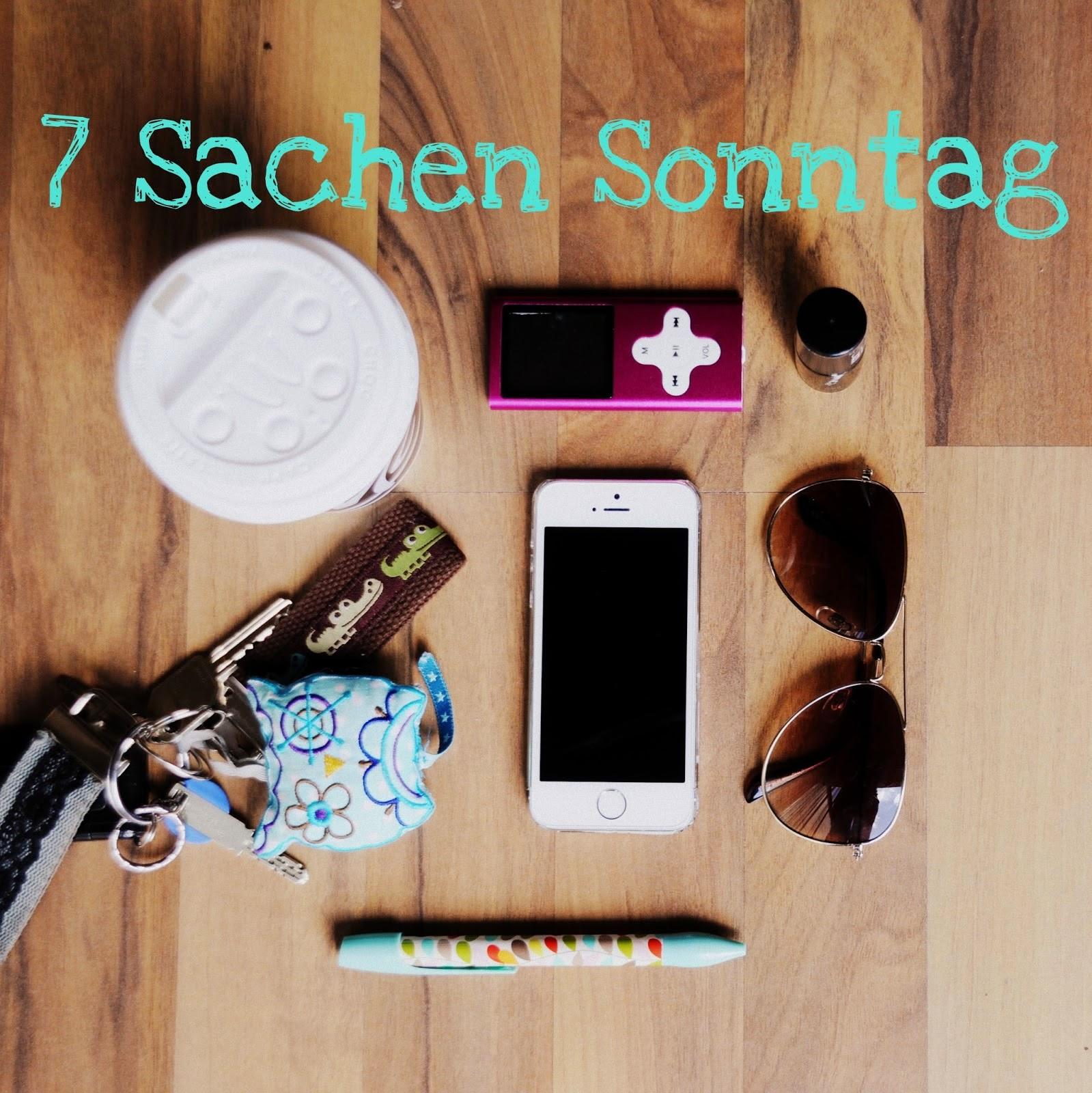 ** Sieben Sachen Sonntag**