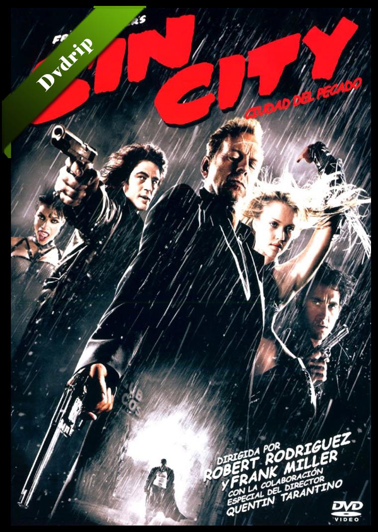 Sin City (Ciudad Del Pecado) DVD