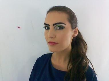 Maquilhagem Moda