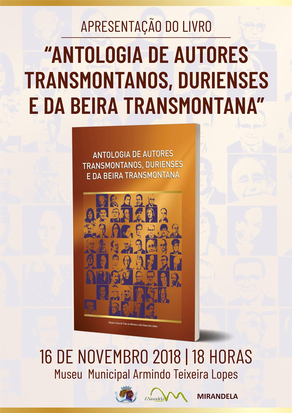 Antologia de Autores ( Em MIRANDELA)