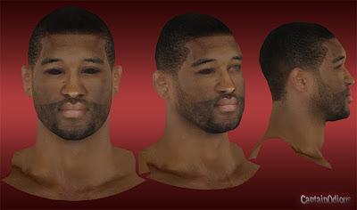 NBA 2K13 Kyle O'Quinn Cyberface Mod