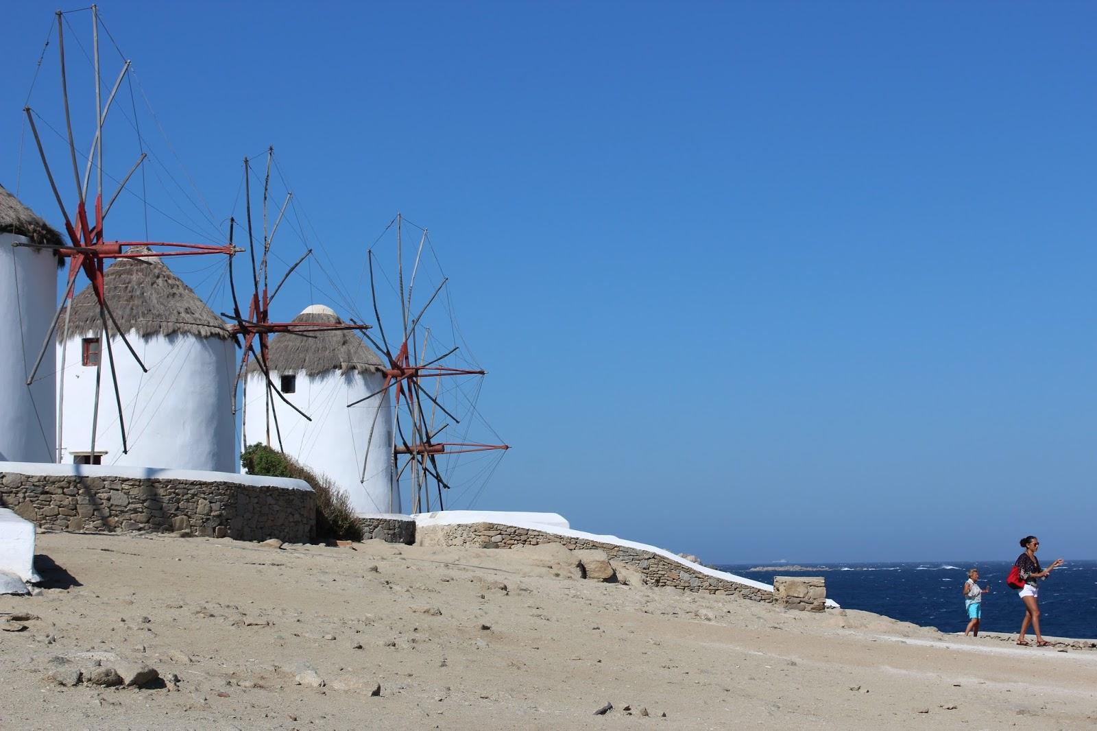 Windmills-Mykonos